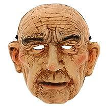 Rubies - Máscara de señor viejo talla única
