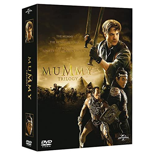 La Mummia Trilogia (Box 3 Dvd)