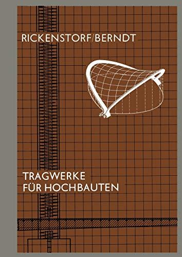 Tragwerke für Hochbauten (German Edition)