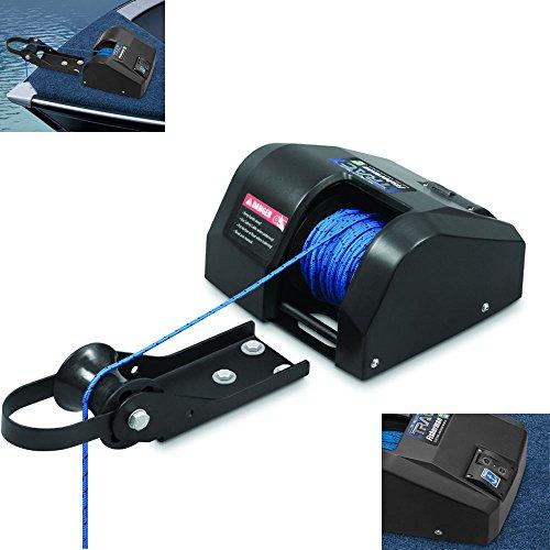 VF-Angelsport Elektrische Ankerwinde Fishermann 25 bis 12Kg Ankergewicht Top
