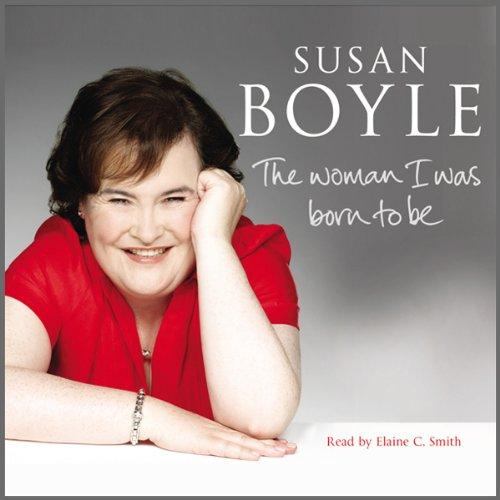 The Woman I Was Born to Be audiobook cover art