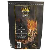 Barbec-U 10 kg Briquettes de charbon de qualité supérieure, charbon de bois, prêt...
