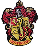 Ata-Boy Harry Potter Gryffindor Crest 3' Full Color Embroidery Iron-On Patch