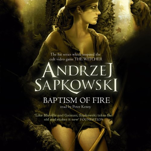 Couverture de Baptism of Fire
