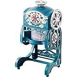 ZRXRY Eiscrusher Ice Crusher Maschine, elektrische Fluffy rasierte EIS-Maschine mit Einstellbarer Stärke für den Heimgebrauch