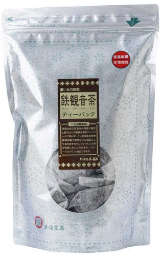 4位 久順茶業『鉄観音茶 』