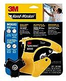 3M Hand-Masker Dispenser Nastro Adesivo di Mascheratura, Applicatore Nastro e Pellicola di Mascheratura, Pistola Nastratrice per Pittori e Imbianchini, Pistola Tendinastro per Verniciatura