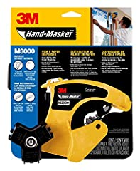 """Protects surfaces against damage caused by paint runs, drips, roller mist and over spray Feeds tape and paper directly to work surface Hand held-lightweight Paper blades 12"""" sku # 1018415 Requires no oiling or maintenance Save time when preparing for..."""