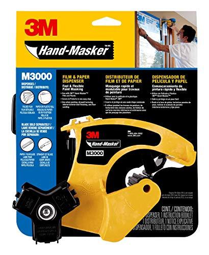 3M Hand-Masker Film & Tape Dispenser, M3000