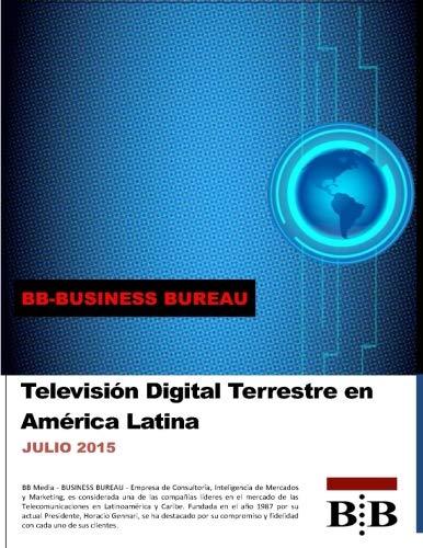TDT (Televisión Digital Terrestre) 2015: TDT en Latinoamérica