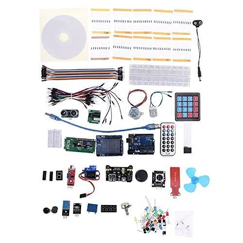 ETSK Super Starter Kit für Raspberry Pi, Lektionen Codes Software Schaltplan Steuerplatine Connect with Module DIY Set