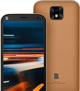 "Blu J4 J170EQ 5.5"" GSM Unlocked 32GB Dual Sim 8MP Android Smartphone (Brown)"