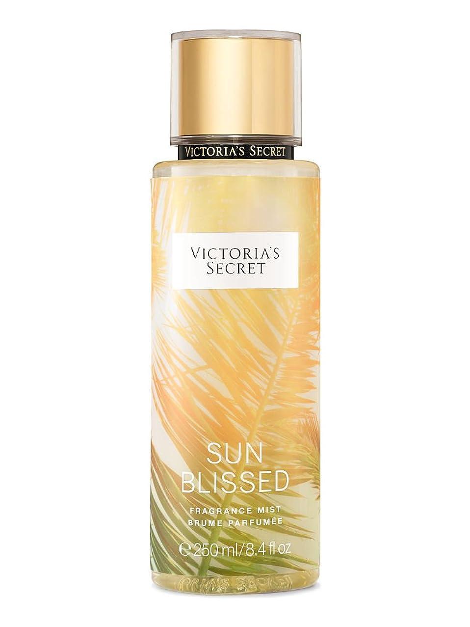 大きい姿を消すレスリング【並行輸入品】Victoria's Secret Sun Blissed Fragrance Mist ヴィクトリアズシークレットサンブリスドミスト250 ml