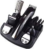 Pelo profesional de herramientas de corte Herramientas del corte del pelo recargable for adultos Razor Clipper belleza de generación de energía eléctrica de afeitar del pelo de la nariz del dispositiv