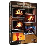 Vjworld Visuals: Fireplaces Fishtank & Lava [DVD] [Import]