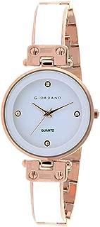 Giordano Analog White Dial Women's Watch-C2166-22