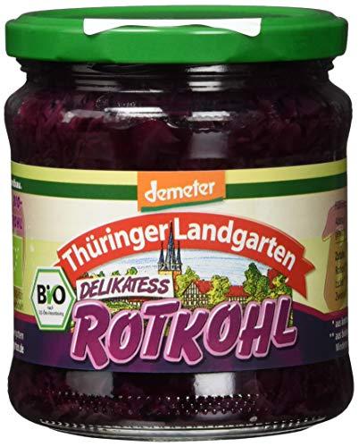 Thüringer Landgarten Delikatess Rotkohl, 350 g