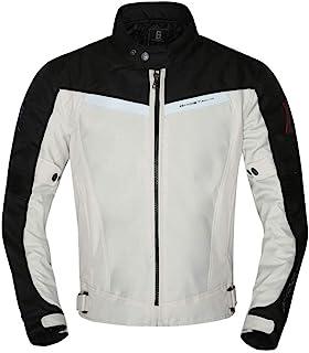GHOST RACING バイクジャケット バイクスーツ 防風防寒オックスフォード 保温 レーシング ライダースジャケット プロテクター付き メンズ