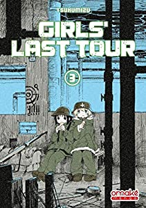 Girls' Last Tour Edition simple Tome 3