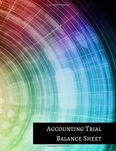 Accounting Trial Balance Sheet