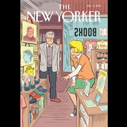 Couverture de The New Yorker, December 5, 2011 (Elizabeth Kolbert, James Surowiecki, George Packer)