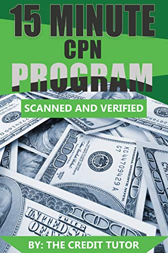 CPN Numbers Are Free And Legal: We teach you the proper way to create a CPN the legal way.