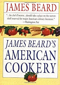 Paperback James Beard's American Cookery Book