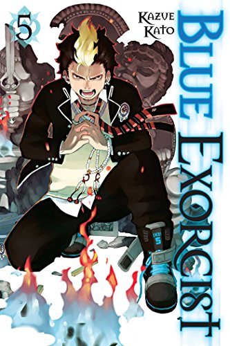 Blue Exorcist Volume 5