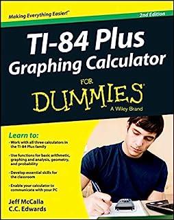 Ti-84 Plus Graphing Calculator For Dummies (1118592158) | Amazon price tracker / tracking, Amazon price history charts, Amazon price watches, Amazon price drop alerts
