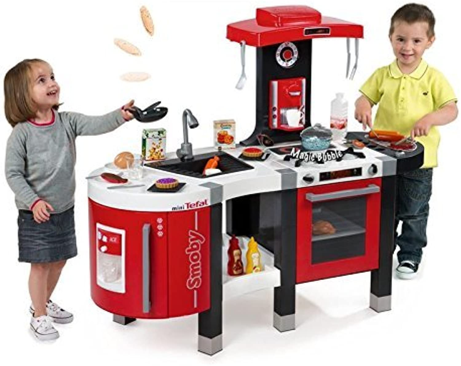 Smoby 311201 Tefal - French Touch Kitchen 'Bubble' by Smoby