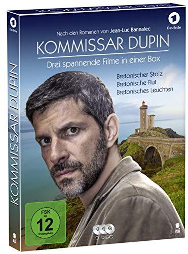 Kommissar Dupin Box (3 Movie Box) amazon exklusiv [Blu-ray]