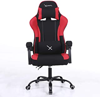 XZEAL Silla Gamer X20 Tela Modelo XZSXZ20R Rojo
