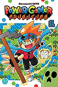 Power Gamer Adventure Edition simple Tome 1