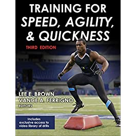 Training for Speed, Agility, and Quickness Kindle Edition with Audio/Video