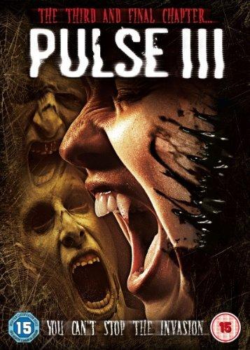 Pulse 3 Reino Unido DVD