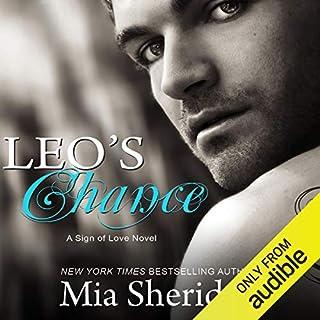 Leo's Chance audiobook cover art