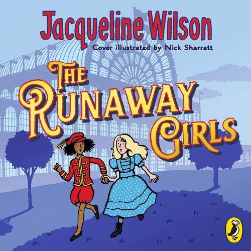 The Runaway Girls cover art