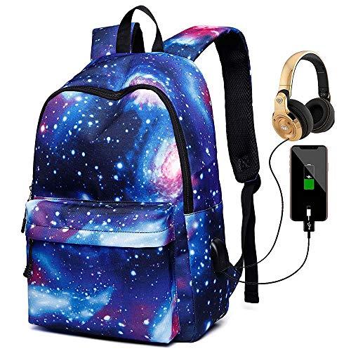 Mochila Galaxia  marca WDDH