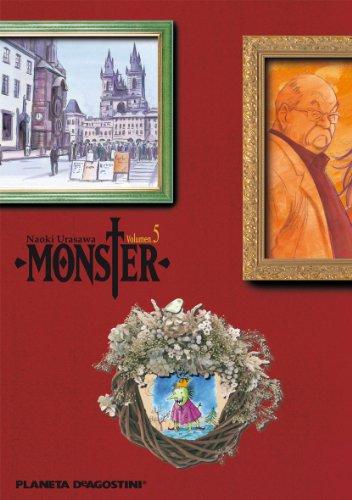 Monster Kanzenban nº 05/09 (Manga Seinen)