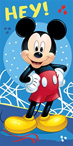 Disney Mickey Mouse Hey Beach Badetuch