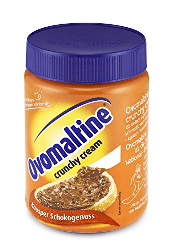 Crema Crujiente Ovomaltine, paquete de 2 (2x 380 g)