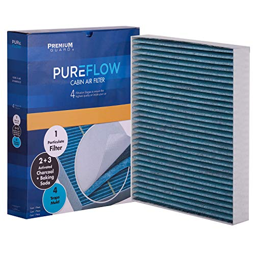PureFlow Cabin Air Filter PC4211X | Fits Cadillac, Chevrolet, GMC, Buick