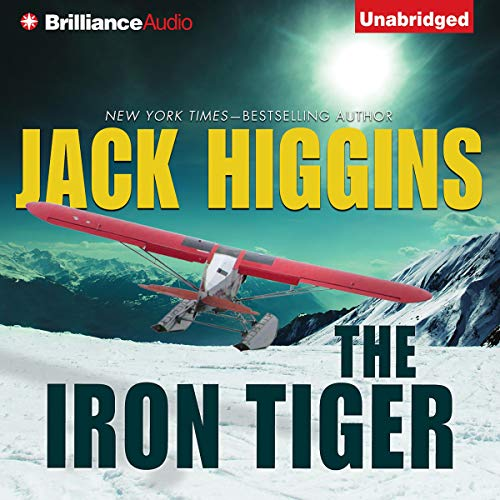 The Iron Tiger Audiobook By Jack Higgins cover art