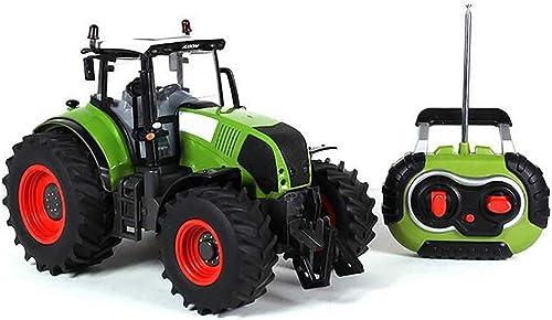 @LI Monster Truck Fernsteuerungslandwirtfernsteuerauto-Kinderspielzeugautofernsteuerungs-Traktor-Simulationsbauernhof