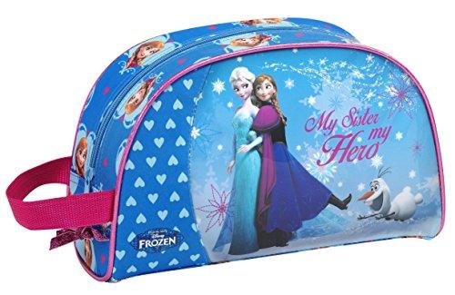 FROZEN La Regina delle nevi ELSA ANNA DISNEY - Borsello beauty case portatutto