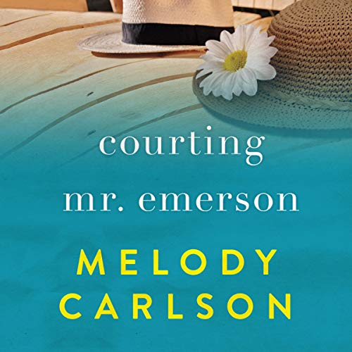 Courting Mr. Emerson audiobook cover art