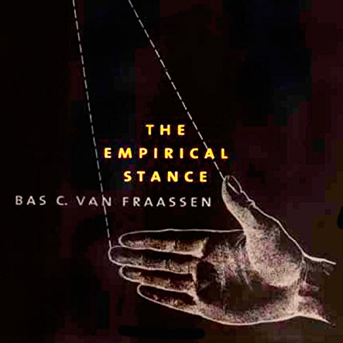 The Empirical Stance audiobook cover art