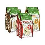 Shirataki Slendier pâtes de konjac biologique - paque dŽessai fitness 6 x 400 g