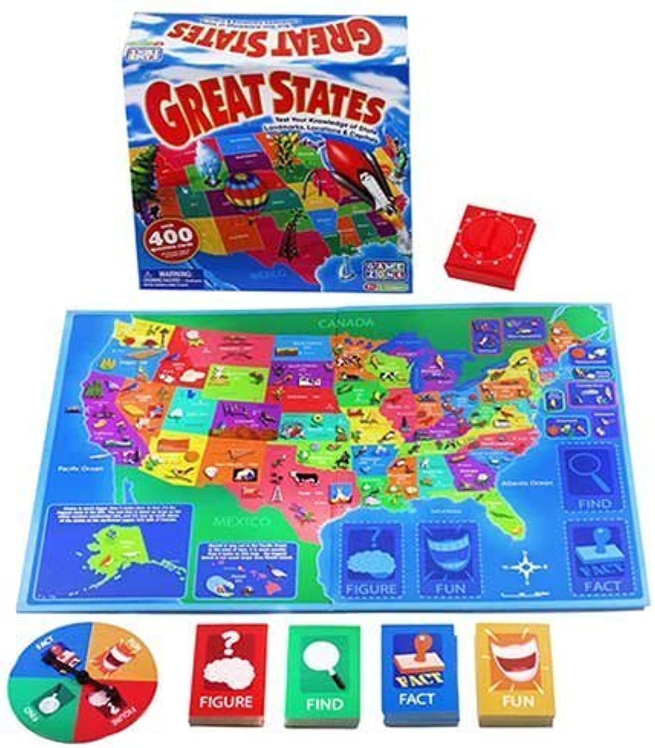 Great States by International Playthings