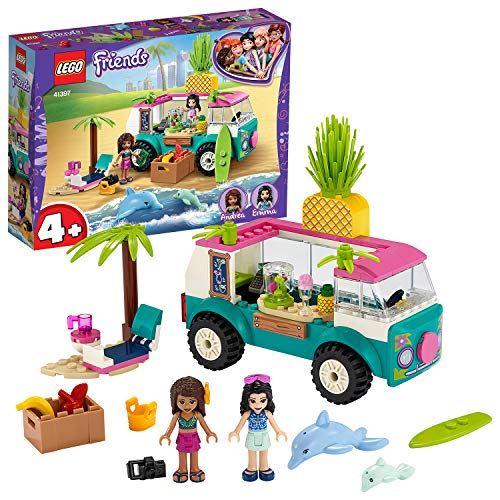 LEGO 41397 - Mobile Strandbar, Friends, Bauset